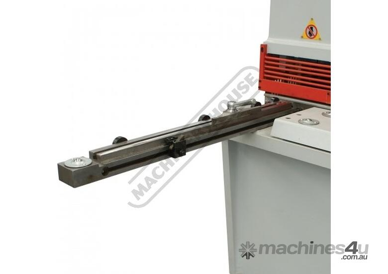 HG-4012 Hydraulic NC Swing Beam Guillotine - Deluxe 4000 x 12mm Mild Steel Shearing Capacity 1-Axis
