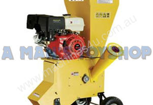 CHIPPER SHREDDER 13HP RECOIL PETROL