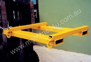 Forklift Bulk Bag Jib Attachment