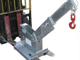 Tilt Jib Short Jib Attachment 2500Kg SWL - picture0' - Click to enlarge