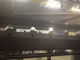 Keech corrugated hydraulic guillotine - picture3' - Click to enlarge