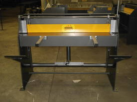 Keech corrugated hydraulic guillotine - picture12' - Click to enlarge