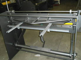 Keech corrugated hydraulic guillotine - picture7' - Click to enlarge