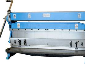 3 in1 Brake, Roll and Shear Sheet metal Working Ma