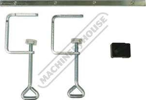 W877 Guide Joiner, Clamps & Stop Accessory Kit  Suits cs 55 & PL75 Plunge Saw