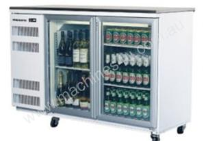 Skope 2 Door Backbar Fridge BB380 View Image(s) Sk
