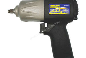 A13905 - 3/8'' SQ. DR. COMPOSITE BODY AIR IMPACT WRENCH 600Nm