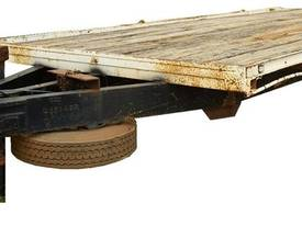 Plant Trailer with ramps for sale - picture0' - Click to enlarge