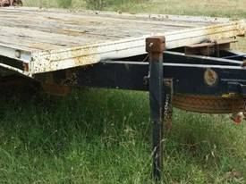 Plant Trailer with ramps for sale - picture1' - Click to enlarge