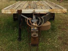 Plant Trailer with ramps for sale - picture2' - Click to enlarge