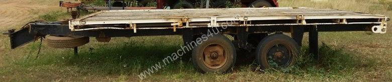 Plant Trailer with ramps for sale