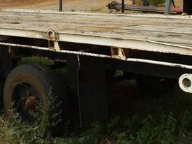 Plant Trailer with ramps for sale - picture4' - Click to enlarge