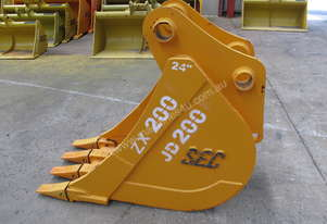 Brand New SEC 20ton Trenching Bucket ZX200