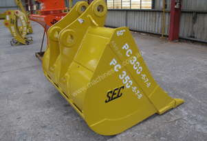 Brand New SEC 30ton GP Bucket PC300/PC350