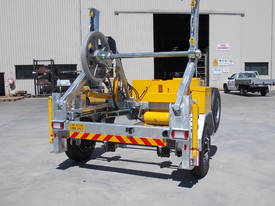 3 TONNE SINGLE AXLE CABLE DRUM SELF LOADER - picture0' - Click to enlarge
