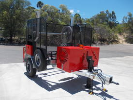 3 TONNE SINGLE AXLE CABLE DRUM SELF LOADER - picture4' - Click to enlarge