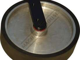 CWC-203 Contact Wheel Cartridge - Ø203mm  Suits BM-362 Blade Master Linisher - picture0' - Click to enlarge