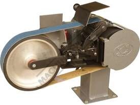 CWC-203 Contact Wheel Cartridge - Ø203mm  Suits BM-362 Blade Master Linisher - picture2' - Click to enlarge