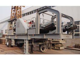 2017 Champion Machinery MOBILE JAW CRUSHING PLANT