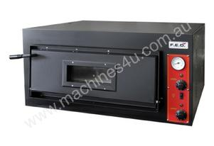 EP-1-1-SD Germany's Black Panther Pizza Deck Oven