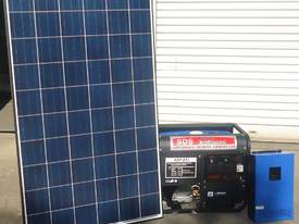 OFF GRID SOLAR PACKAGE