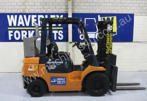 USED Class1/Zone1 Flameproof Toyota 02-7FD25