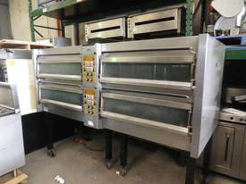 APV 4 Deck Electric Baking Oven