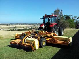 Case JX 80 Tractor, Trident Spearhead