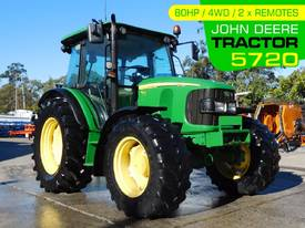 #2207C 4wd 5720 Utility Tractors [80HP] 4800hrs