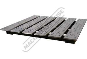 TM61210 BuildPro Modular Welding Table Top - Standard Finish Reversible Table Plates 1160 x 1000mm