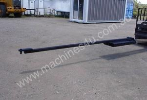 Or  FORKLIFT JIB ATTACHMENT