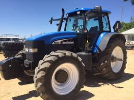 NEW HOLLAND TM190 FWA TRACTOR