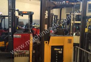 Yale   Stand Up Reach Truck