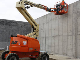 JLG 450AJ Articulating Boom Lift - picture0' - Click to enlarge