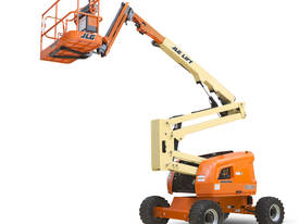 JLG 450AJ Articulating Boom Lift - picture20' - Click to enlarge