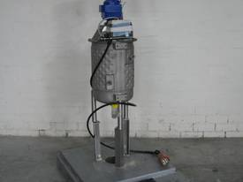 Industrial Stainless Jacketed Mixer - 25L - picture0' - Click to enlarge