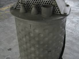 Industrial Stainless Jacketed Mixer - 25L - picture2' - Click to enlarge