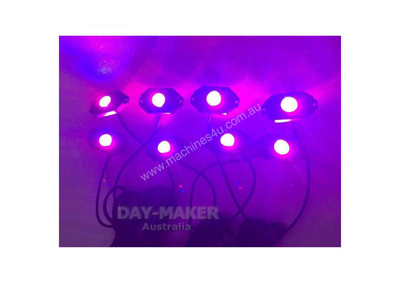 New Day-maker Australia Lighting for sale - RGB Rock Lights Kit 4 x ...