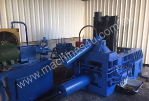 Chinese Brand Scrap Metal Baler