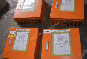 500X500X200 IP rated electrical switch board