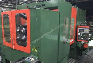 Mitsubishi M-H4B Horizontal Machining Center