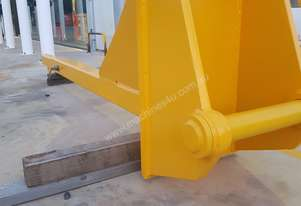 Kubota Excavator jib attachment