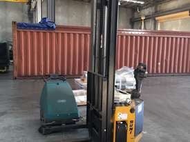 Sumi Walk Behind Reach Truck - picture0' - Click to enlarge