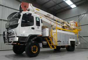 Isuzu FTS700 Elevated Work Platform Truck