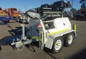 2013 ET Electrical Tandem Axle Lighting Towers