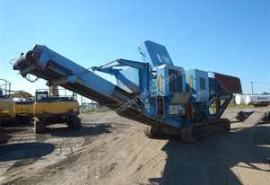 2005 Terex Pegson AX866 Premtrack Tracked Jaw Crus