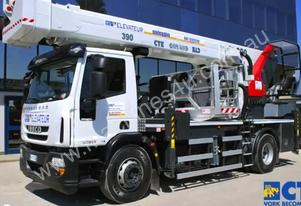 CTE B-Lift 390 HR Truck-Mounted Platform