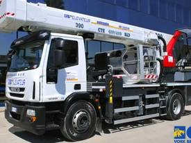 CTE B-Lift 390 HR Truck-Mounted Platform  - picture0' - Click to enlarge