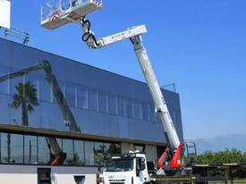 CTE B-Lift 390 HR Truck-Mounted Platform  - picture10' - Click to enlarge