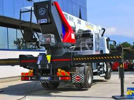 CTE B-Lift 390 HR Truck-Mounted Platform  - picture14' - Click to enlarge
